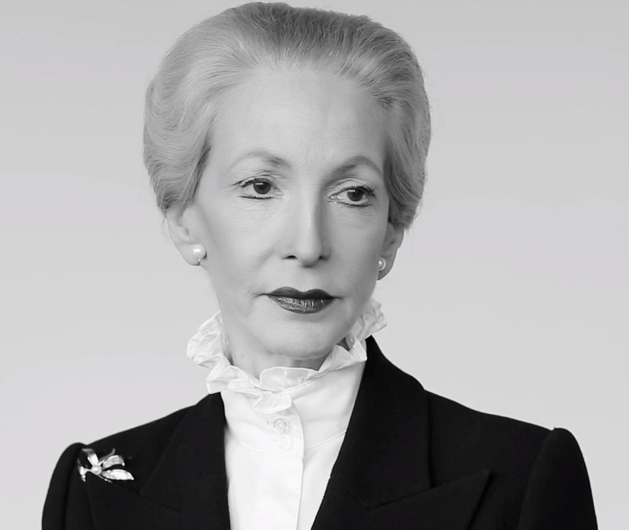 Lady Barbara Judge on The Female Lead