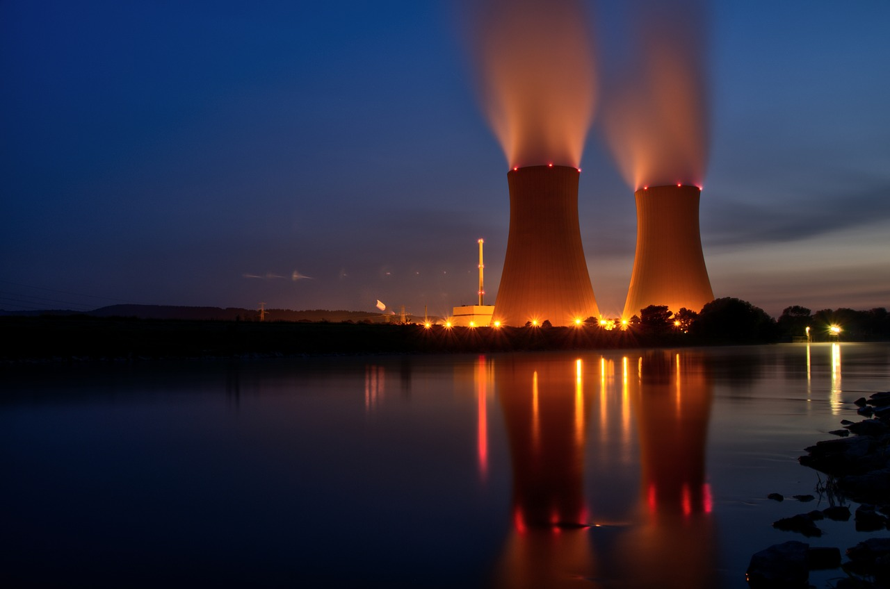 Early Events in the Development of Nuclear Energy