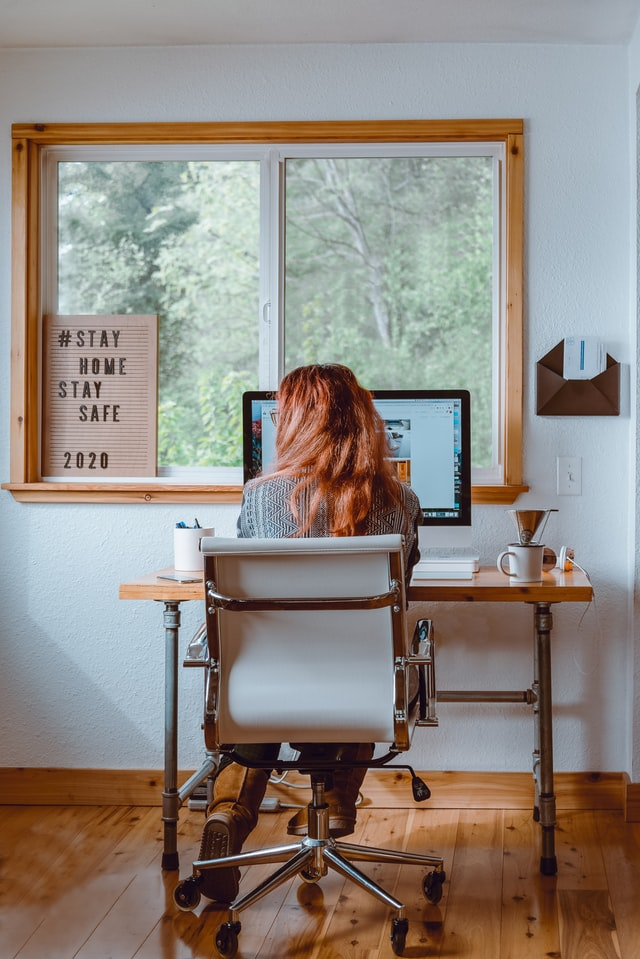 Letter: Attitudes to women working from home may change forever